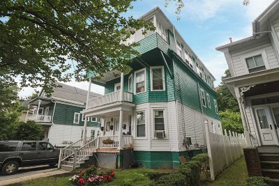 Poughkeepsie City Multi Family Home For Sale: 77 Carroll St