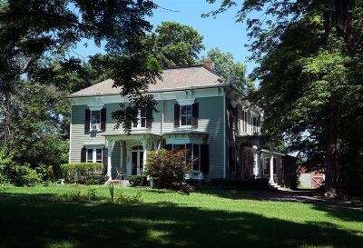 Rhinebeck Single Family Home For Sale: 781 Route 308 House Parc