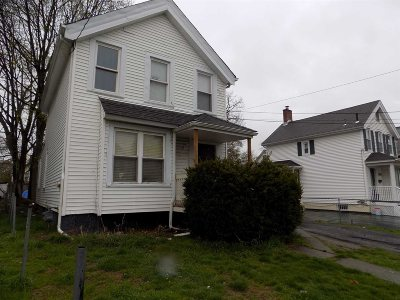 Poughkeepsie City Single Family Home For Sale: 48 Harrison St.