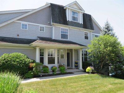 Poughkeepsie City Condo/Townhouse For Sale: 207 Riverview Dr