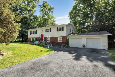 Poughkeepsie Twp Single Family Home For Sale: 24 Strawberry Hill Lane