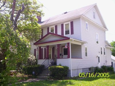 Poughkeepsie City Single Family Home For Sale: 293 Hooker Ave