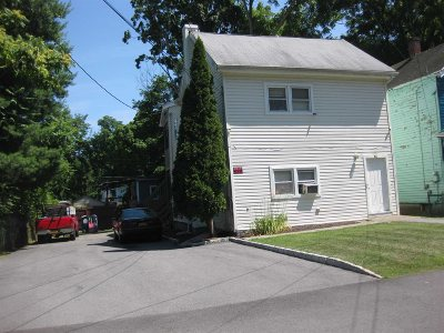 Poughkeepsie Twp Multi Family Home For Sale: 51 Fallkill Ave