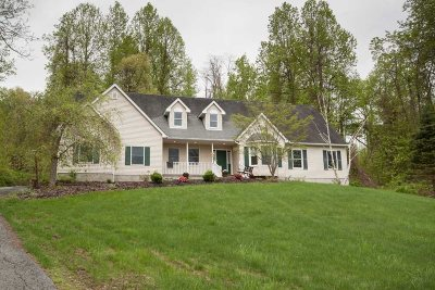 East Fishkill Single Family Home New: 346 Seaman Rd