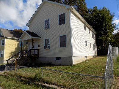 Poughkeepsie City Multi Family Home For Sale: 79 N Hamilton St.
