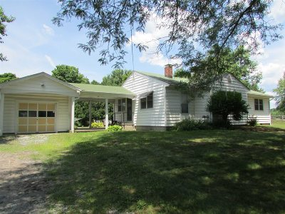 Pleasant Valley NY Single Family Home For Sale: $219,000