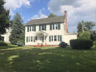 Poughkeepsie City Single Family Home For Sale: 3 Wilbur Court Ct