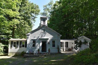 Rhinebeck Single Family Home New: 99 Salisbury Tpke.
