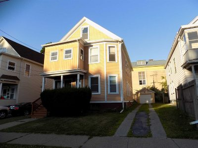 Poughkeepsie City Multi Family Home New: 10 May St.