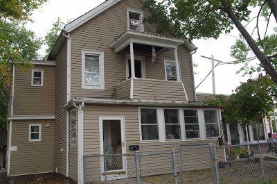 Poughkeepsie City Multi Family Home New: 385 Church St