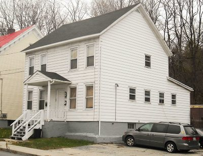 Poughkeepsie City Multi Family Home For Sale: 160 Parker Ave