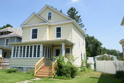 Poughkeepsie City Single Family Home Continue Showing: 178 Hooker Ave