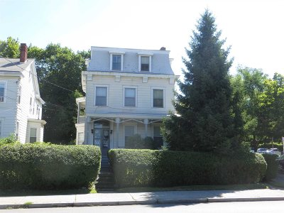 Poughkeepsie City NY Multi Family Home For Sale: $164,900