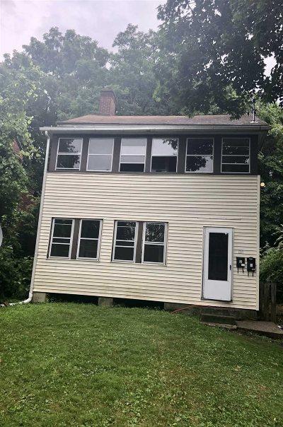 Poughkeepsie City Multi Family Home New: 93 Delafield St