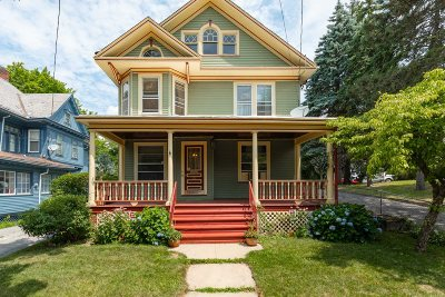 Poughkeepsie City Single Family Home For Sale: 28 Forbus