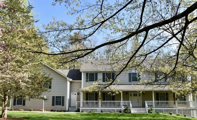 Beekman Single Family Home For Sale: 206 Reilly Road