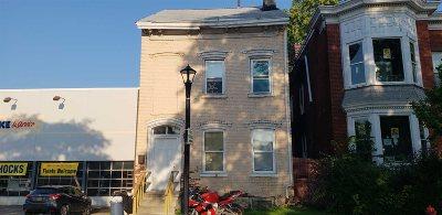 Poughkeepsie City Multi Family Home For Sale: 15 N Hamilton St