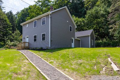 Beekman Single Family Home Price Change: 309 Old Route 55