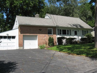 Pleasant Valley NY Single Family Home For Sale: $189,900