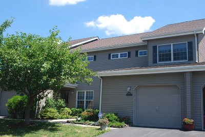 Rhinebeck Condo/Townhouse For Sale: 144 Sandalwood Ln