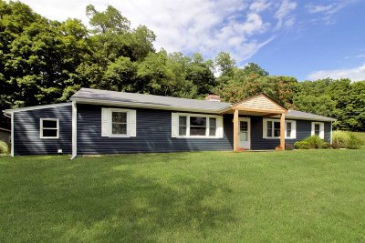 Stanford Single Family Home For Sale: 2163 Bulls Head Rd