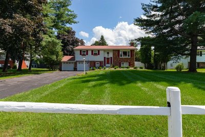 Single Family Home For Sale: 53 King George Road