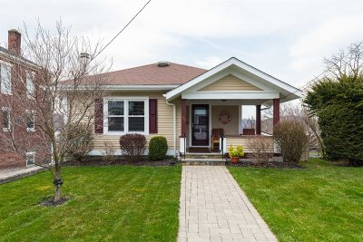 Dutchess County Single Family Home For Sale: 35 Point St