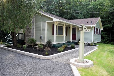Rhinebeck Single Family Home For Sale: 265 Pells Rd