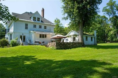 Dutchess County Single Family Home New: 392 Old Quaker Hill Rd