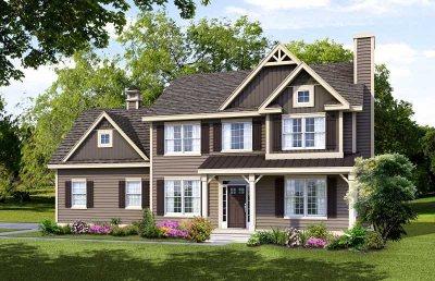Gardiner Single Family Home For Sale: 3 Le Fevre Lane