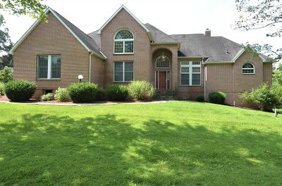 La Grange Single Family Home New: 25 Bray Farm Ln