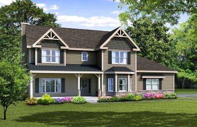 Gardiner Single Family Home For Sale: 108 Le Fevre Lane