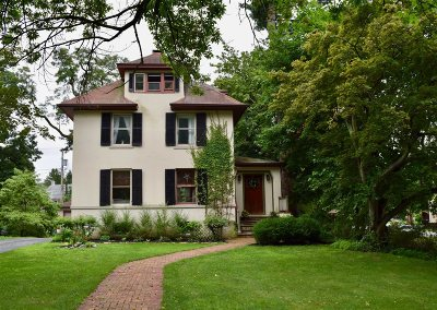Poughkeepsie City Single Family Home For Sale: 21 Dwight St