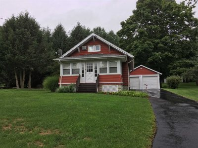 Pleasant Valley NY Single Family Home Continue Showing: $179,000