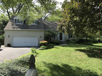 Single Family Home For Sale: 186 Wilbur Blvd