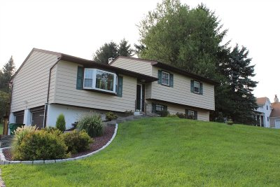 Dutchess County Single Family Home New: 493 Waterbury Hill Rd