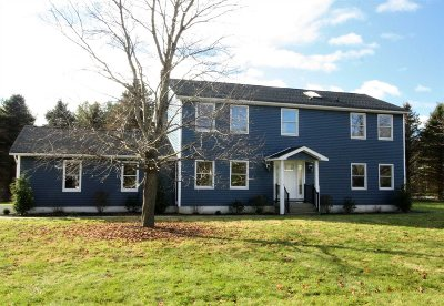 Dutchess County Single Family Home New: 25 Ten Mile River Rd