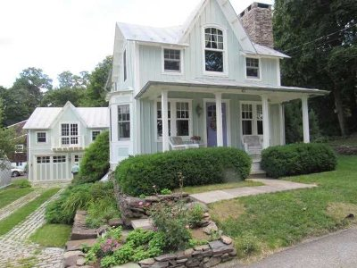 Rhinebeck Single Family Home For Sale: 47 Grinnell Street