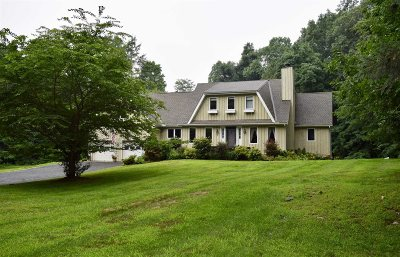 Rhinebeck Single Family Home For Sale: 9 Buttonwood Ln