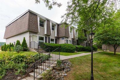 Poughkeepsie City Condo/Townhouse For Sale: 44 Hurlihe St