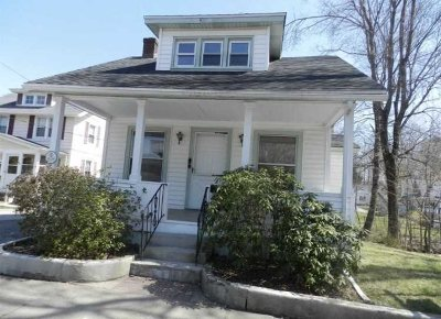 Poughkeepsie Twp Single Family Home Price Change: 19 Park Ave