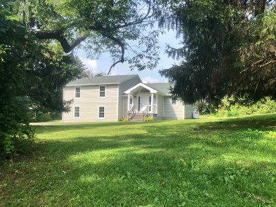 Germantown Single Family Home For Sale: 123 East Camp Road