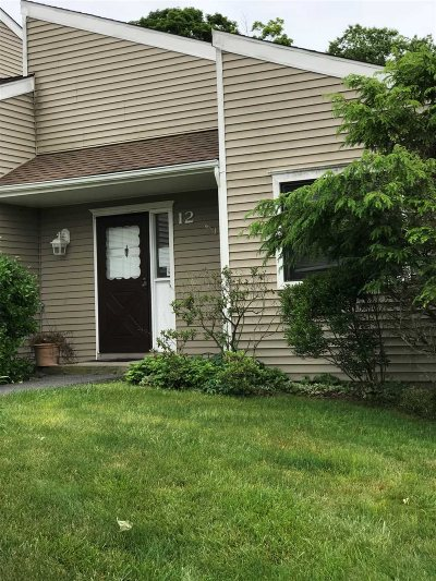 Southeast Condo/Townhouse For Sale: Brewster Woods Drive #12