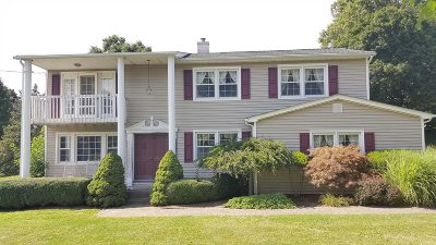 Fishkill Single Family Home For Sale: 69 W Redoubt