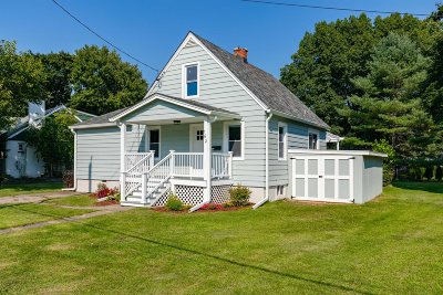 Poughkeepsie Twp Single Family Home For Sale: 162 N Grand Ave