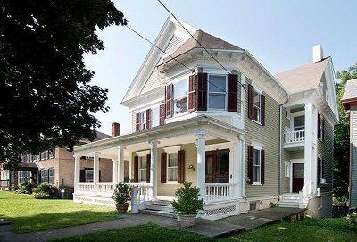 Catskill Single Family Home For Sale: 9 Liberty Street