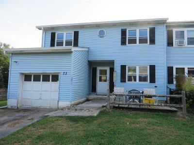 Wappinger Condo/Townhouse For Sale: 73 Fieldstone Blvd