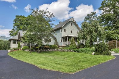Gardiner Single Family Home For Sale: 352 S Mountain