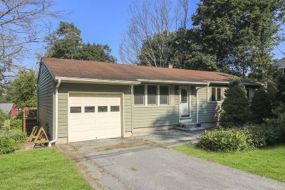 Wappinger Single Family Home Price Change: 94 Osborne Hill Rd