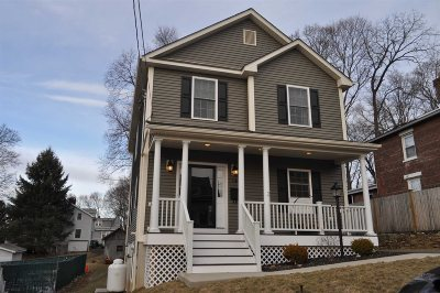 Single Family Home For Sale: 13 Hillside Ave